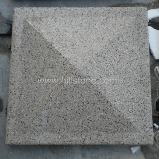 G682 Yellow Granite Polished Coping Stone