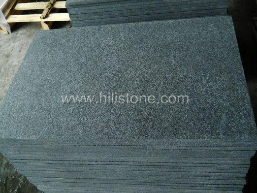 G684 Black Paving slabs