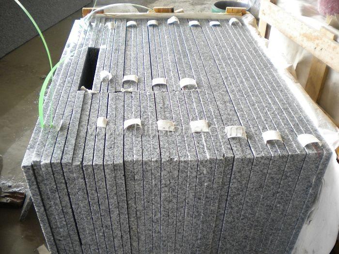 Silver Grey Granite Patio Kit