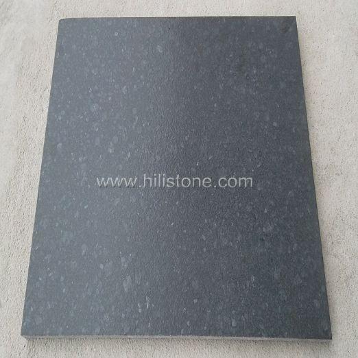 G684 Black Paving Stone - Leather Finish