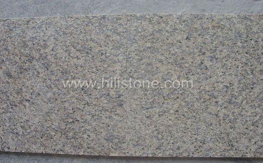 Tiger Skin Yellow Granite Flamed Paving Stone