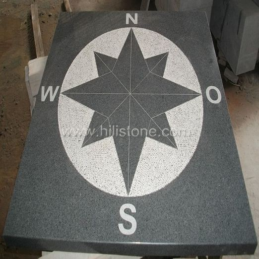 G654 Granite Pattern - Square Shape