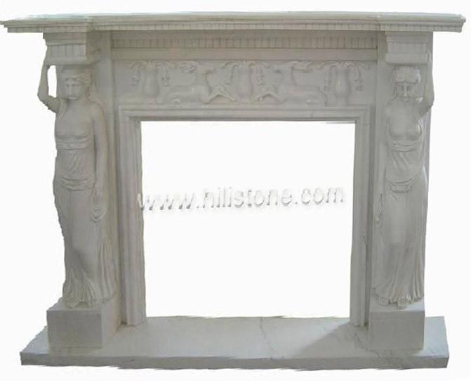 Fireplace mantel 17