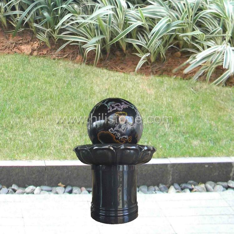 Rolling Ball Fountain 10