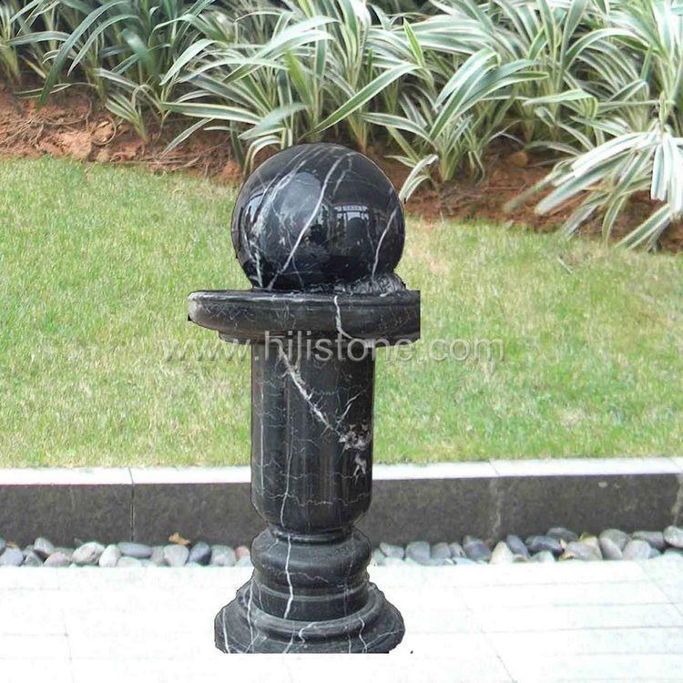 Rolling Ball Fountain 2