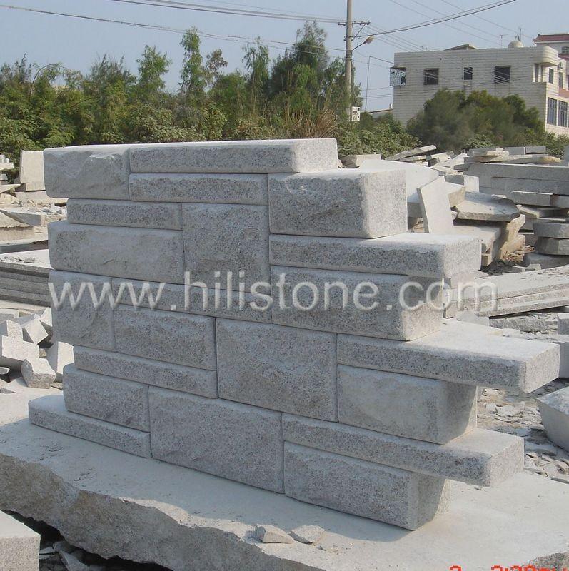 G603 Natural+Flamed Wall Stone