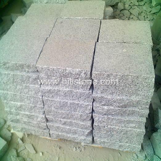 G603 Granite Flamed Stepping Stone T=6cm