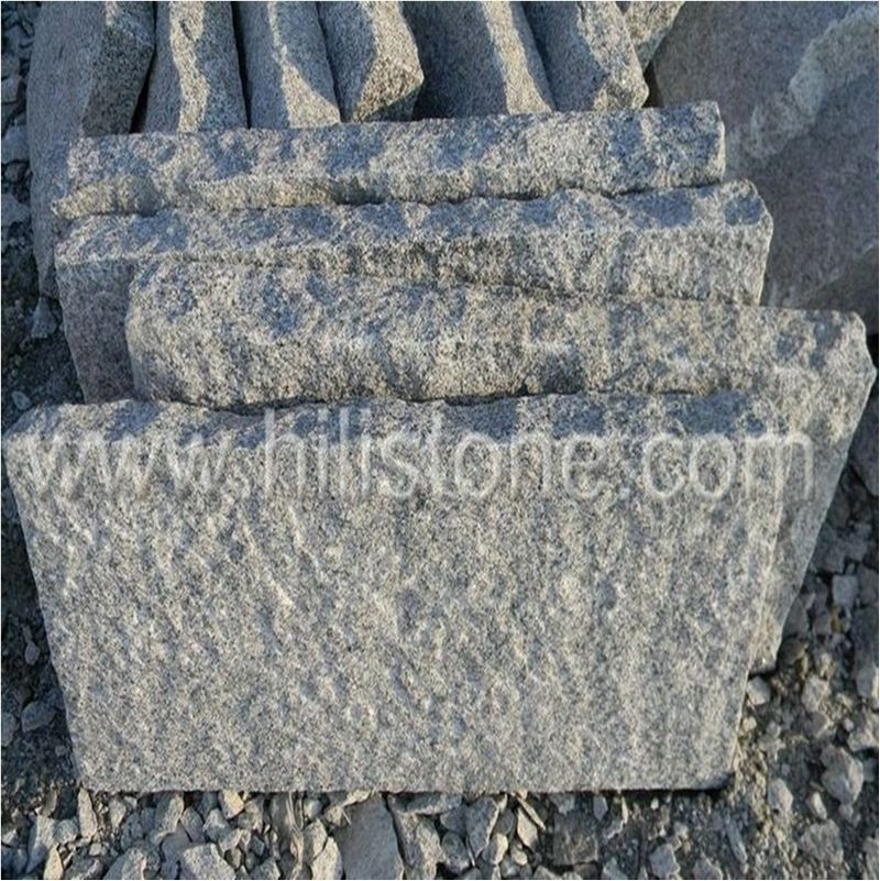 G603 Rectangle Natural Stepping Stone