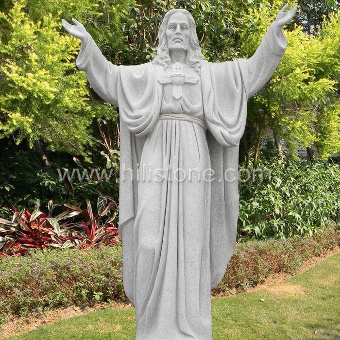 Stone Figure carving Religious 12