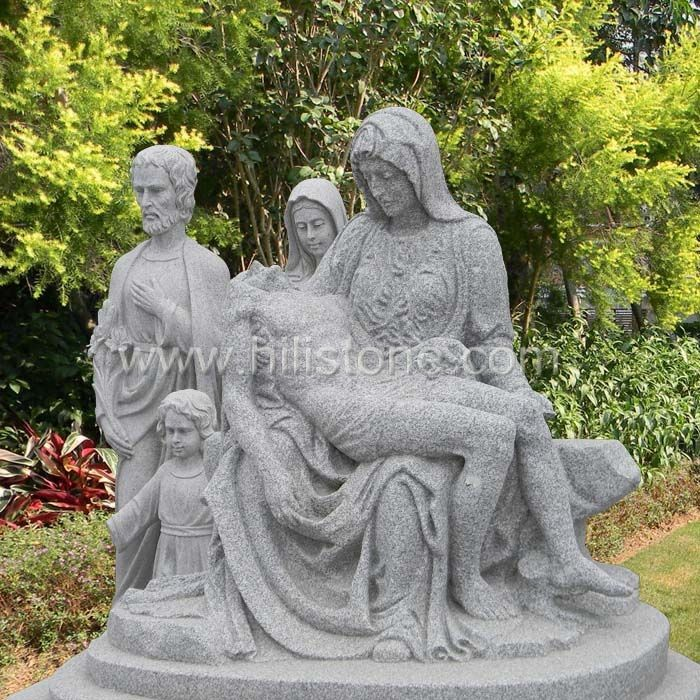 Stone Figure carving Religious 14