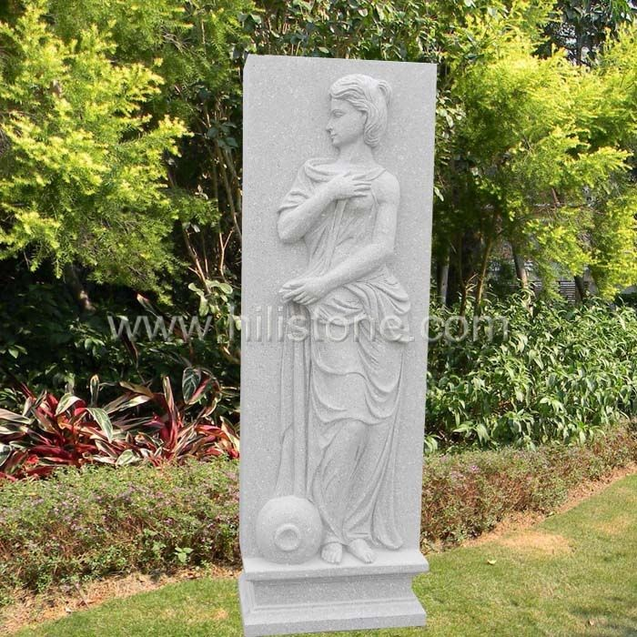 Stone Figure carving Religious 6 engraving