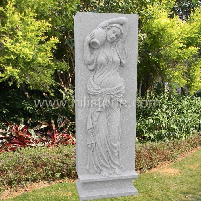 Stone Figure carving Religious 7 engraving