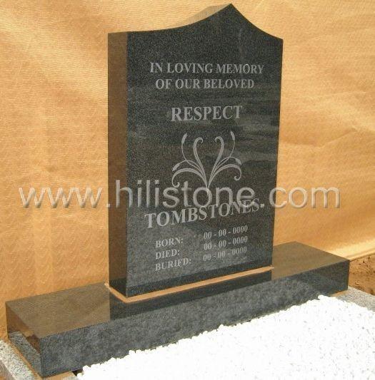 Tombstone-Lettering TM66