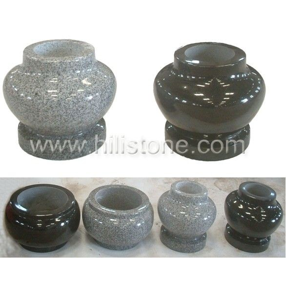 Granite Monument Bowls