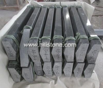 G654 Blue Black Polished Stone Cover Elements
