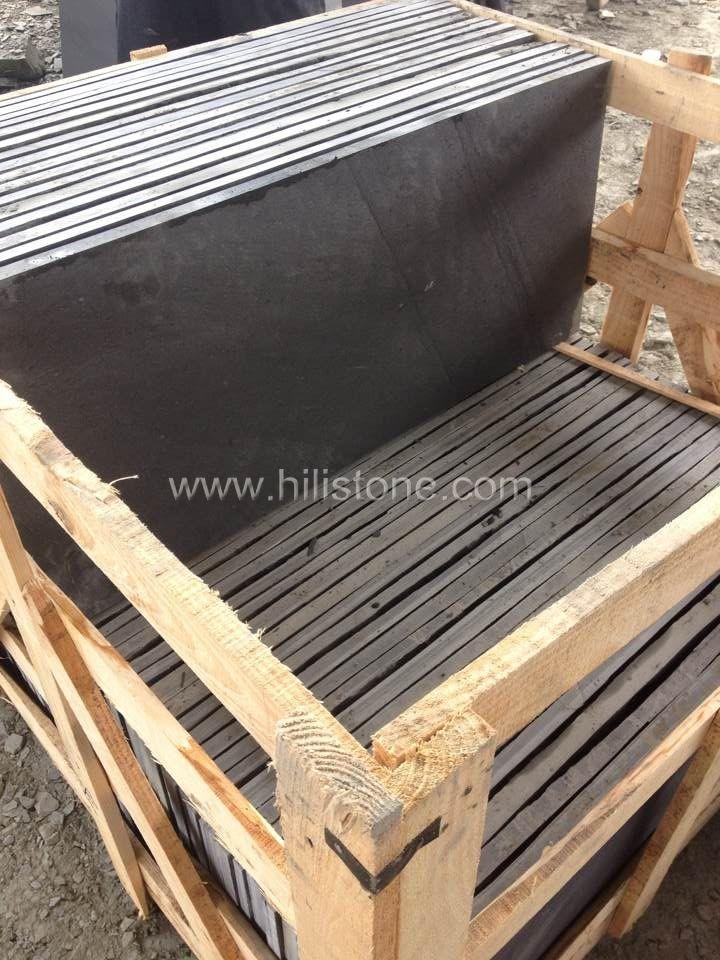 Black Slate Paving slabs