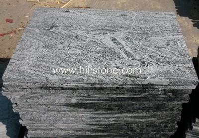 Wavestone Granite Bush Hammered Paving Stone